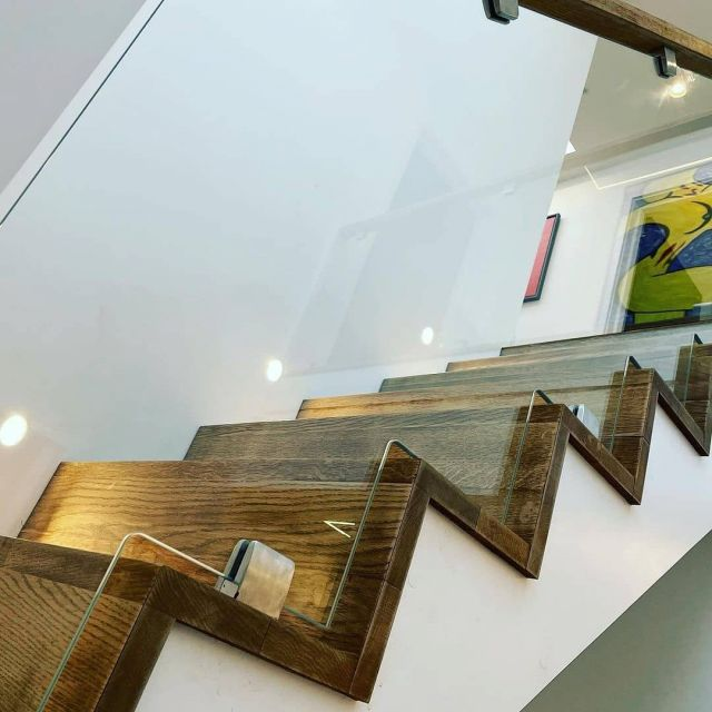 Beautiful attention to detail. We take great pride in listening to our clients and in helping bring their ideas to life  #tgcbuilders #lynnpalmerarchitects  #beselectrical #interiordesign  #staircase #architecturedesign  #newbuildhome #designinterior